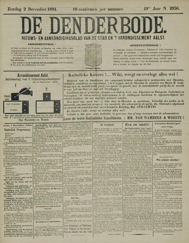 De Denderbode 1894-12-02