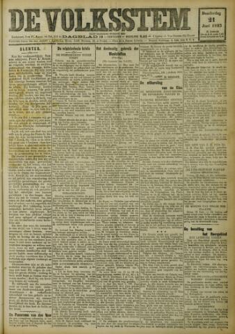 De Volksstem 1923-06-21