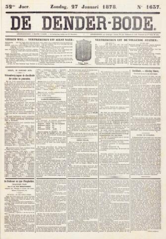 De Denderbode 1878-01-27