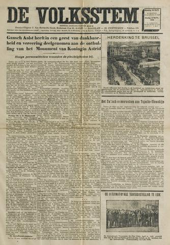 De Volksstem 1938-09-26