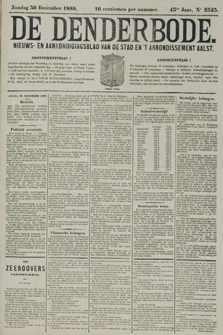 De Denderbode 1888-12-30
