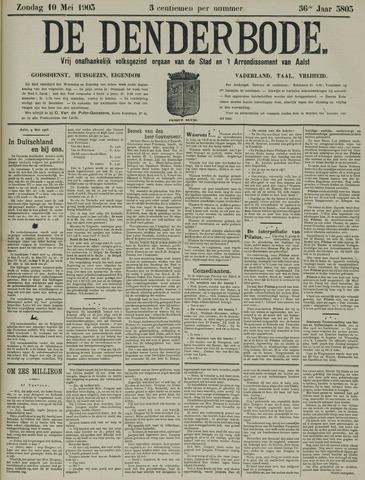 De Denderbode 1903-05-10