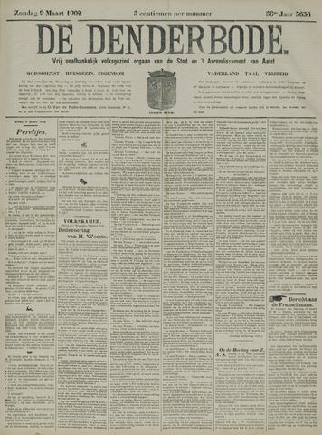 De Denderbode 1902-03-09