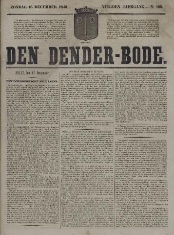 De Denderbode 1849-12-16