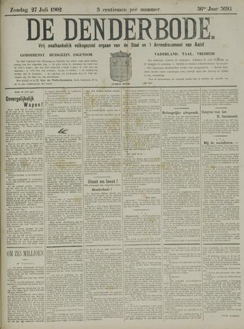 De Denderbode 1902-07-27