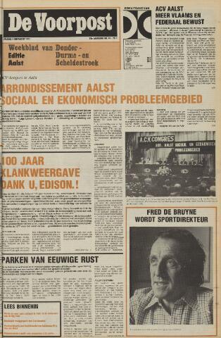 De Voorpost 1977-11-04