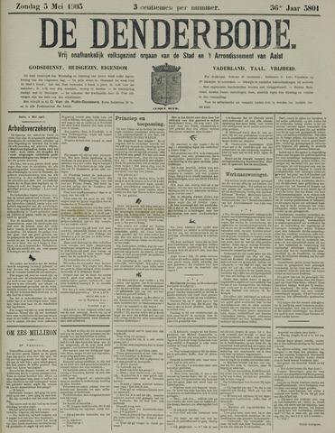 De Denderbode 1903-05-03
