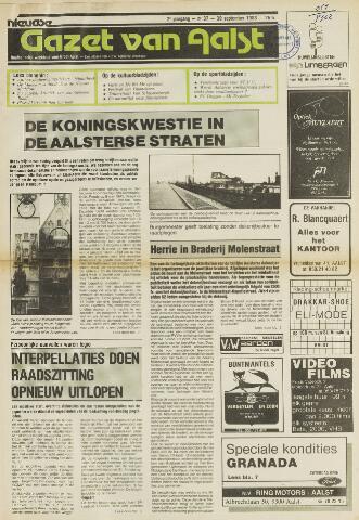 Nieuwe Gazet van Aalst 1983-09-30