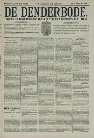 De Denderbode 1894-07-19