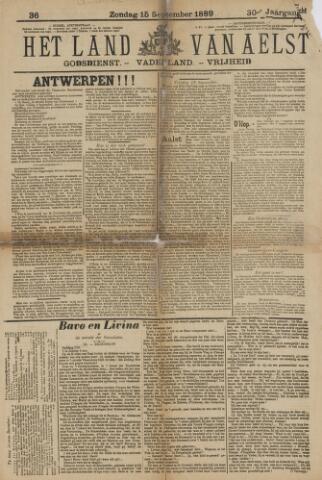 Het Land van Aelst 1889-09-15