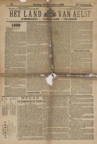 Het Land van Aelst 1889-12-29