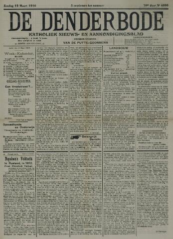De Denderbode 1916-03-12