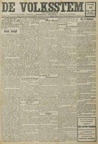 De Volksstem 1930-09-13