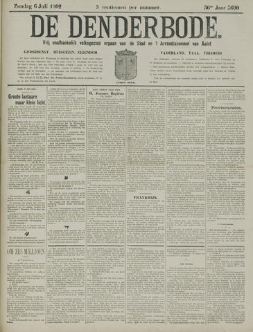 De Denderbode 1902-07-06