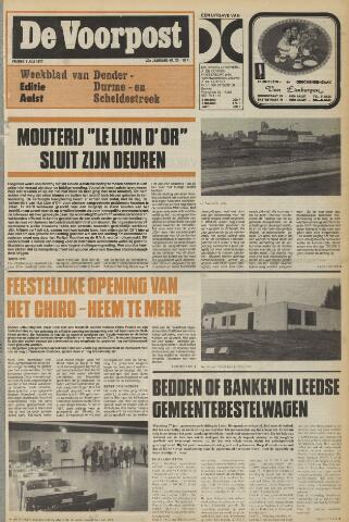 De Voorpost 1977-07-01