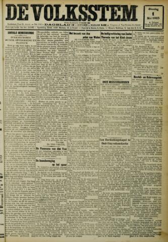 De Volksstem 1923-05-01