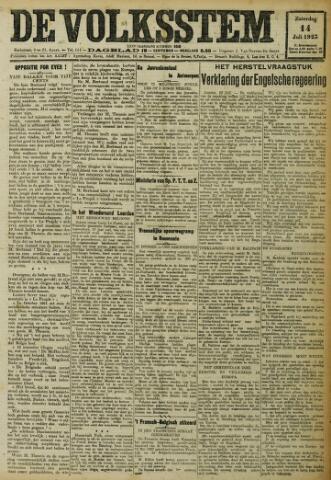 De Volksstem 1923-07-14