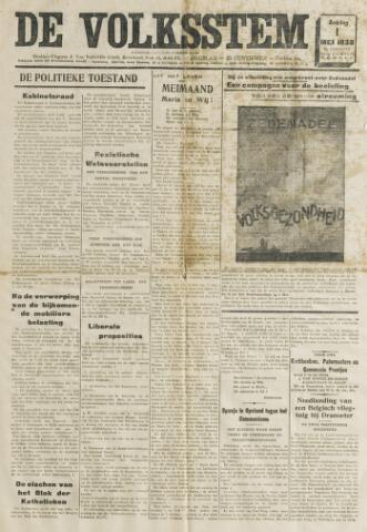 De Volksstem 1938-05-01
