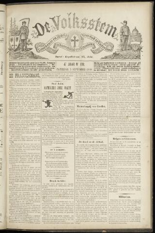 De Volksstem 1898-09-03