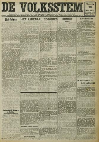 De Volksstem 1932-06-29