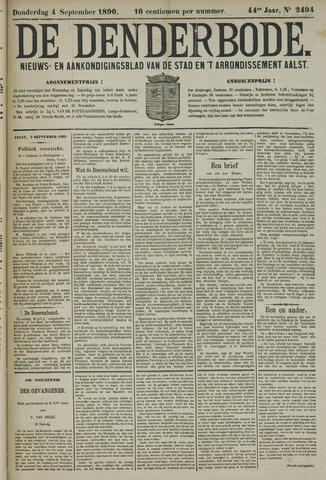 De Denderbode 1890-09-04