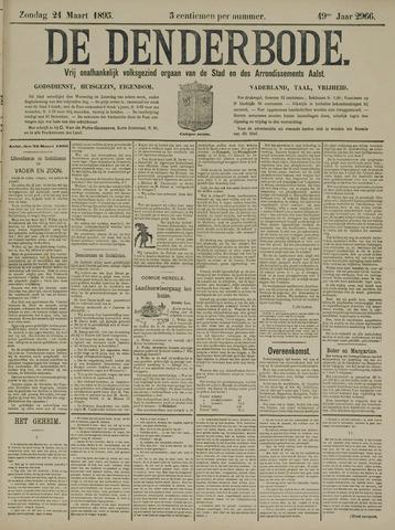 De Denderbode 1895-03-24