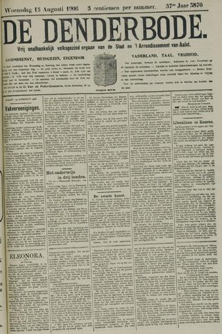 De Denderbode 1906-08-16