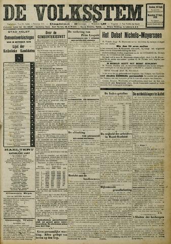 De Volksstem 1926-09-26