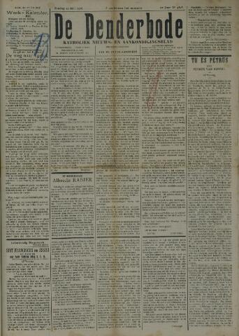 De Denderbode 1918-05-12