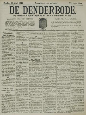 De Denderbode 1904-04-10