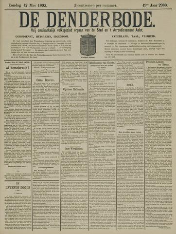 De Denderbode 1895-05-12