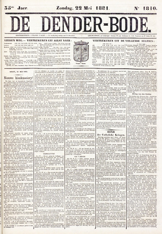 De Denderbode 1881-05-22