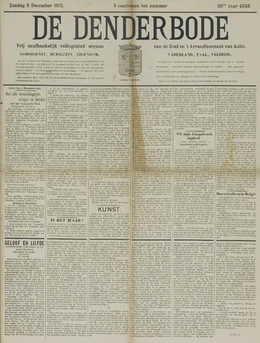 De Denderbode 1912-12-08