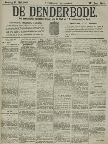 De Denderbode 1906-05-27