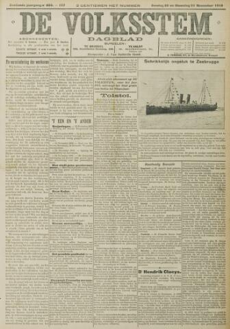 De Volksstem 1910-11-20