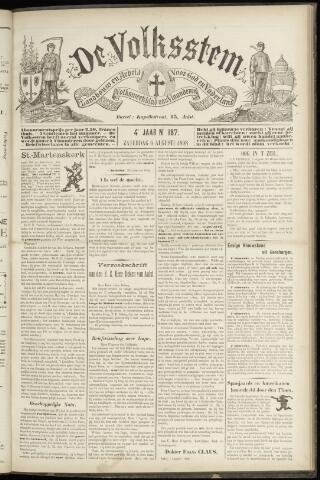 De Volksstem 1898-08-06