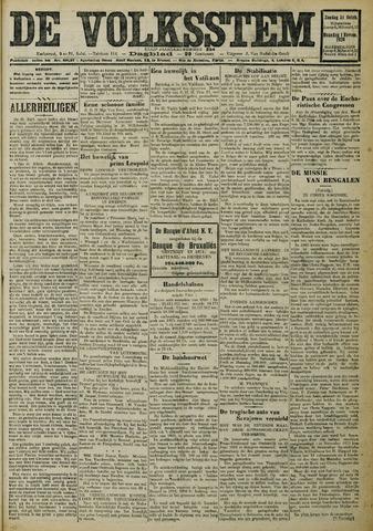 De Volksstem 1926-10-31