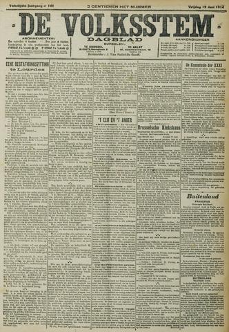 De Volksstem 1914-06-19