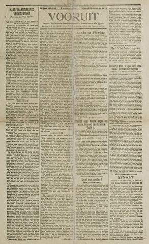 Vooruit 1918