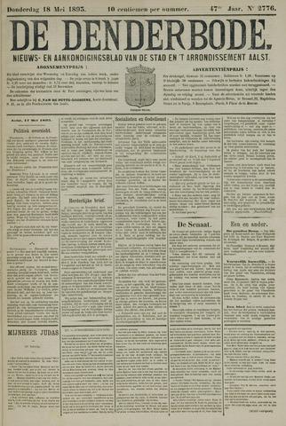 De Denderbode 1893-05-18