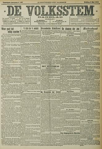 De Volksstem 1914-05-08