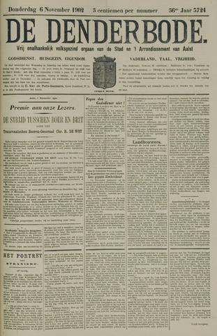 De Denderbode 1902-11-06