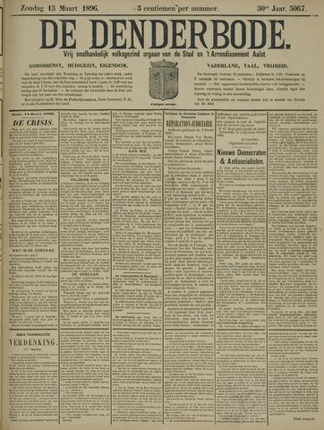 De Denderbode 1896-03-15