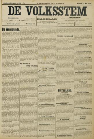 De Volksstem 1910-05-27