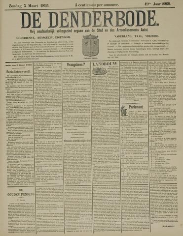 De Denderbode 1895-03-03