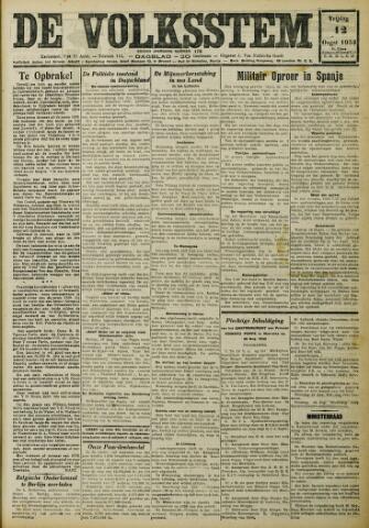 De Volksstem 1932-08-12