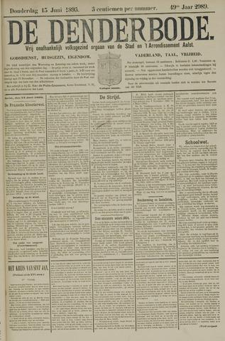 De Denderbode 1895-06-13