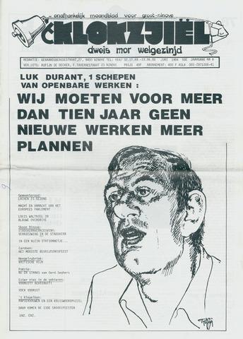 Klokzjiel 1984-06-01