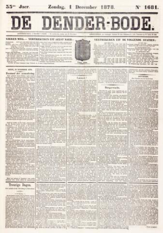 De Denderbode 1878-12-01