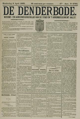 De Denderbode 1893-04-06